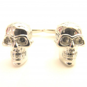 Skulls Cufflinks by Van Buck