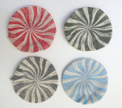 2 Nutley's Handmade Cotton Jug Covers