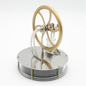 . Low Temperature Stirling Engine Motor Model Steam Heat Education Toys