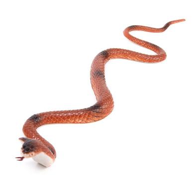 46cm King Cobra Snake Model Pretend Trick Toy