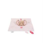 Nattou Charlotte and Rose Doudou Comforter Rose the Elephant - Large