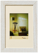 Walther Home HO824 A Wooden Frame, white, 15 x 20 cm