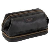 Ted Baker Toiletry Bag, 30 cm, Black