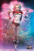 Suicide Squad Harley Quinn Stand Maxi Poster 61 x 91.5 cm