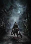 BLOODBORNE - Imported Textless Video Game Wall Poster Print - 30CM X 43CM Brand New PS4