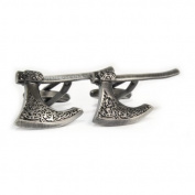 Viking Axe Cufflinks in Gift Box