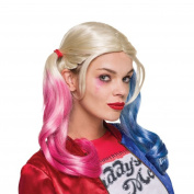 Rubie's 33608 Suicide Squad Harley Quinn Wig