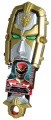 Power Rangers Megaforce Toy Playset - Deluxe Gosei Morpher with Phrases and Sound Effects