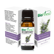 BioFinest Rosemary Essential Oil - 100% Pure Undiluted - Therapeutic Grade - Australia Premium Quality - Best For Aromatherapy, Aches & Pains, Hair & Dandruff. 10ml)