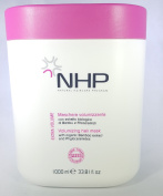 NHP Extra Volume Hair Mask Volumizing with Bamboo Extract 1000ml