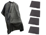 TMS® LOT 10~Salon Barber Hairdressing Gown Styling Cutting Hair Cape Cloth Wholesale