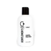 Capelli's Gentlemen's 3-IN-1 Shampoo/Body Wash/Shave Cream