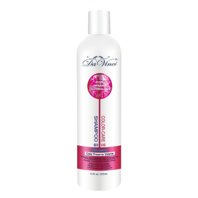 Da Vinci Pure Organic Technology Colour-Care Shampoo_D3 (350ml)