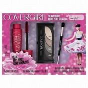 Covergirl 2 PC Eye Regimen Gift Set (Very Black plus Stunning Smokey