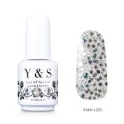 Yaoshun Gelpolish, Soak-off (Gel Nail Polish) UV LED Nail Art/Beauty Care 8ml -#225