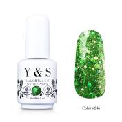 Yaoshun Gelpolish, Soak-off (Gel Nail Polish) UV LED Nail Art/Beauty Care 8ml -#246