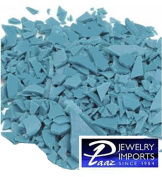 Freeman Turquoise All Purpose Injection Wax Flakes 0.5kg