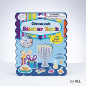 Chanukah Sticker Book - Over 200 stickers