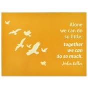 Together We Can Presentation Card - Pack of 25
