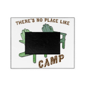 CafePress - Camp - Decorative 8x10 Picture Frame