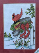 The Christmas Package Weekenders Counted Cross Stitch Kit 03343