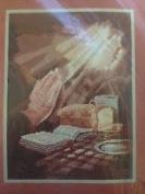 Praying Hands - Bucilla Needlepoint Kit 4457