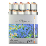 48 Colours Marco Professional Fine Drawing Pencil Set for Sketching Drawing Art