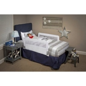 Regalo Hide Away Double Sided Safety Bed Rail, Includes Two Rails 110cm Long and 46cm Tall