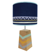 Indio Lamp Base and Shade by The Peanut Shell