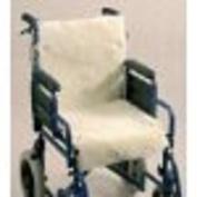 Synthetic Sheepskin Wheelchair Seat & Backrest Pads