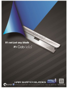 Gabriella Hair Shaper Blades Super Stainless Steel 60pak