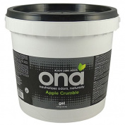 3.8l Ona Gel Pail Apple Crumble Scented Odour Neutralizer - ON10092