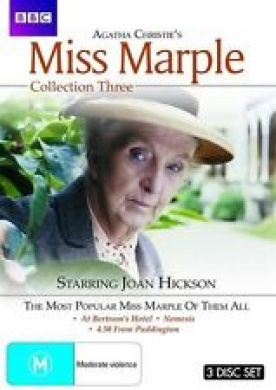 Agatha Christie's Miss Marple: Collection 3 (Restored Edition)