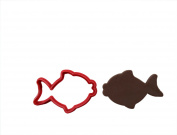 Fish With Lips Cookie Cutter