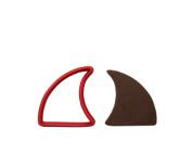 Shark Fin Cookie Cutter