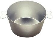 Gobel France Aluminium Paderno World Cuisine Charlotte Mould, Grey