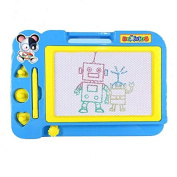HLJgift Plastic Magnetic Drawing Board Pad Doodle Writing Painting Toy Craft Art For Kids