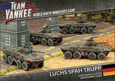 Team Yankee Luchs Spah Trupp