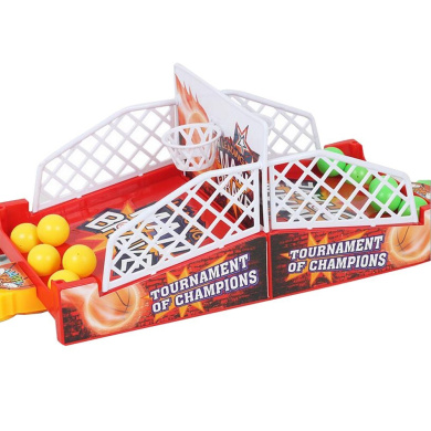 Interactive Toys for Children Double Play Basketball Machine