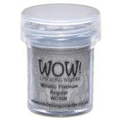 Wow Embossing Powder WOW! Embossing Powder, 15ml, Platinum