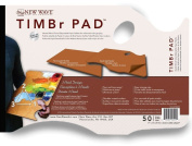 New Wave TIMBr Disposable Paper Palettes - Hand Held 28cm x 41cm - 50 Sheet Pad