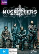 The Musketeers: Series 3 [Region 4]