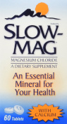Slow-Mag Slow-Mag Magnesium Chloride With Calcium, 60 tabs