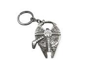 New Star Wars Millennium Falcon Metal Alloy Bottle Opener & Keychain