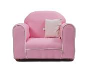 Keet Premium Organic Children's Chair, Pink