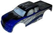 Redcat Racing Truck Body (1/5 Scale), Blue