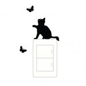 Wall Decorating Switch Vinyl Decal Sticker