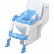 Da.Wa Baby Potty Seat With Ladder Children Toilet Seat Kids Toilet Folding Infant Potty Chair