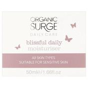 Organic Surge Blissful Daily Moisturiser for Normal/Combination Skin 50ml