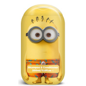 Minions Paradise 2-in-1 Shampoo and Conditioner 350 ml